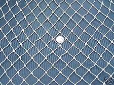 "32' x 20'  Golf Hockey Backstop Barrier Netting 1"" Nylon  #15 Twine Test 160 Lb"