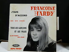 FRANCOISE HARDY J'suis d'accord 7967