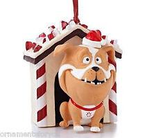 Hallmark 2013 Peppermint Bark Magic Ornament motion activated