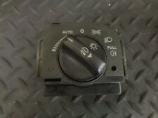 2001 JAGUAR S-TYPE 3.0 V6 SPORT 4DR HEADLIGHT CONTROL SWITCH XR83-11654-CC