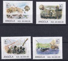 Angola 1996 Esposizione filatelica a Recife MHN