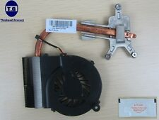 New For HP CQ42 G42 CQ62 G62 AMD laptop CPU Cooling Fan & Heatsink 606609-001