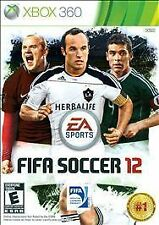 FIFA Soccer 12  for  Xbox 360 -   EA Sports  NEW - Fast Shipping on Same Day