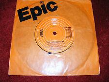 "Abba   Take  A  Chance  On  Me  /  I'm  A  Marionett  1977  7""  Vinyl  Single"