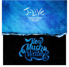 J-Live - How Much Is Water? [New CD]