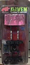 NEW PSE RAVEN BOW QUIVER, MUDDY GIRL CAMO