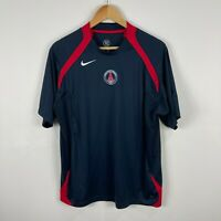 Nike Paris Saint Germain Total 90 Retro Football Soccer Jersey Large