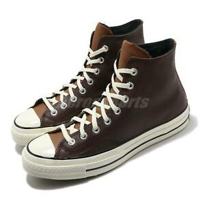Converse First String Chuck Taylor All Star 70 Hi Dark Brown Men Unisex 169582C