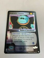 Dragonball Z CCG King Kai's Calming Holo foil card, #238, 6 of 6