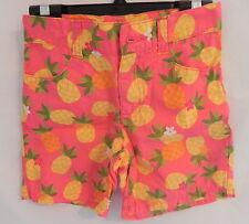 Girls Gymboree Aloha Sunshine Beach Pineapple Summer Short 5T
