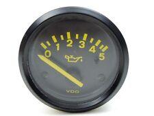 Sehr guter Zustand Öldruck Öldruckanzeige Instrument VDO Porsche 944 94464111700