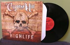 "Cypress Hill ""Rap Superstar/High Life""12"" EX Alchemist House of Pain B-Real"