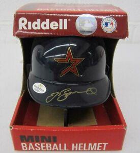 Jeff Bagwell Houston Astros Signed Autographed Mini Helmet