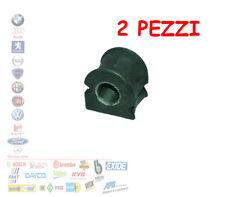 2 PZ COPPIA GOMMINI BOCCOLE 20 mm BARRA STABILIZZATRICE FIAT PANDA 169 4795