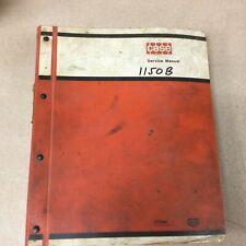 New Listingcase 1150b Service Shop Repair Manual Crawler Bulldozer Amp Track Loader Guide