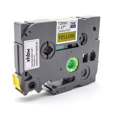 RUBAN CASSETTE 12mm N - J pour Brother P-Touch 1000 / 1000BTS / 1005BTS