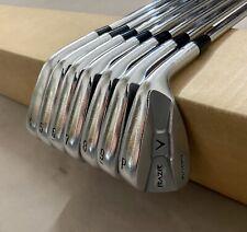 Callaway RAZR X Muscle Back Irons 4-PW $-Taper 125g HT Stiff Plus Steel Golf Set