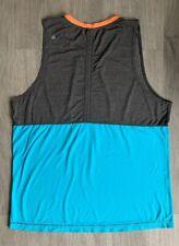 Lululemon Silverescent Men Tank Shirt Sleeveless Sz Xxlarge Euc