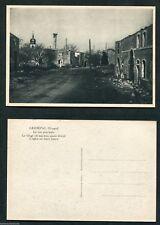 88 - VOSGES - GERBEPAL Village aux 3/4 détruit - GUERRE 39/45 - CPSM