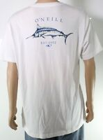 O'Neill Mens T-Shirt Classic White Size XL Hawaii Est 1952 Graphic $25- #501