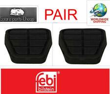 2x Febi Brake Clutch Pedal Pad Kit Fits Porsche 924 944 AUDI VW Golf 321721173