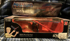 Screech Vintage MOTU Sorceress Masters of the Universe He-Man MISB