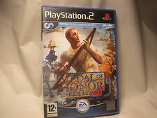 Playstation 2 Medal of Honor Soleil Levant PS2