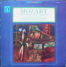 MOZART Konzerte für 2 & 3 Klaviere - SAMCAN POMMIER SILIE - CHOROFAS - NM-