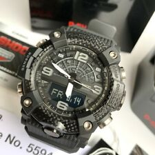 Casio G-Shock * GGB100-1B Mudmaster Quad Sensor Bluetooth Carbon Core Watch
