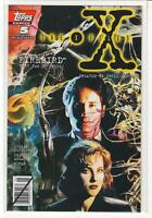 The X-Files #5 Mulder Scully Topps Comics 9.6