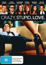 Crazy, Stupid, Love = NEW DVD R4