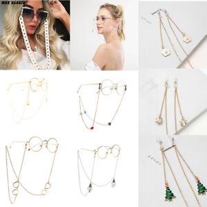 Fashion Eyeglass Cord Reading Glasses Eyewear Spectacles Chain Strap Holder New