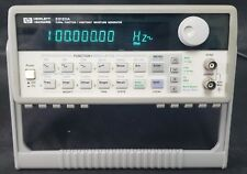 HP / Agilent 33120A 15 MHz Function / Arbitrary Waveform Generator - OPT 001