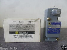 New Square D 9007 C54B2 Turret Head Side Rotary Limit Switch Ser A NIB