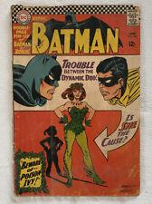 Batman 181 1966 1st app. First Appearance Poison Ivy KEY ISSUE HOT HTF DC COMICS