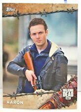 Aaron 2017 Topps On Demand The Walking Dead 100th Episode Season 8 #17 - SP /282