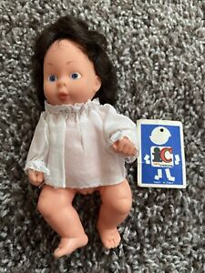 """Vintage 1967  Doll Italo Cremona 6"""" Made in Italy"""