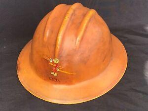Vintage Reddy Kilowatt Hard Boiled Hat Bullard From CUBA Nice Original NR