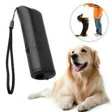 New listing Ultrasonic Petgentle Anti Dogs Barking Pet Trainer Led Light Gentle Chaser Style