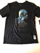 Nike Air Jordan 13 Cateye Black T-shirt 833952-010 Size L