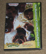 PandaMania The Mystery of the Missing Pandas DVD New
