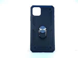 IPhone 11 Pro Max Shockproof Armor Magnetic Rotatable Ring Kick Stand