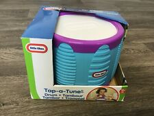Little Tikes Tap A Tune Drum Damaged Box