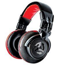Numark Redwave Carbon | High-Quality Full-Range DJ Headphones with 50 mm Drivers