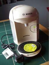 Bosch Vivy 2 Compact Coffee Machine - Cream
