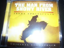 Man From Snowy River Arena spectacular Soundtrack CD - Like nNew