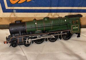 Ho Scale Bachmann Planet Model Train Locomotive Untested