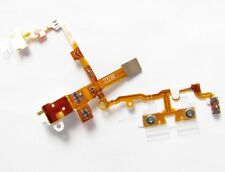 Audio flex cable for Apple iPhone 3GS (white).
