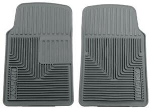 Husky Liners Front Floor Mats - Grey for 94-01 Integra / 91-05 NSX - 51062