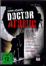 2.DVD John ADAMS: DOCTOR ATOMIC Peter Sellars Gerald Finley Jessica Rivera RENES